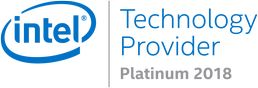 Intel Platinum Technology Partner 2018