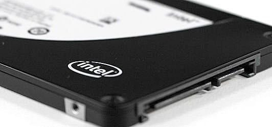 Intel Solid-State Hard Drives