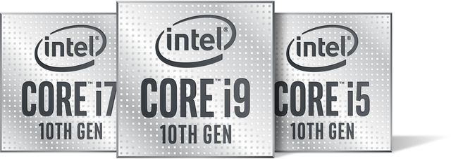 10th Generation Intel Core i5 / i7 / i9 Processors