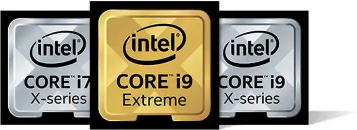 Intel Core i7 / i9 / i9 Extreme Edition X-Series Processors