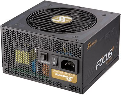 Seasonic FOCUS Plus 550 Gold power supply
