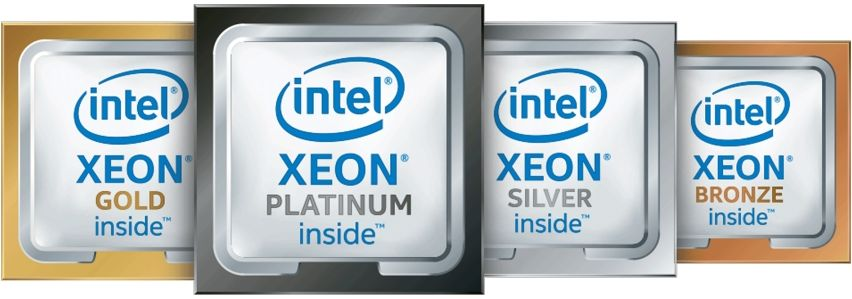 2nd Generation Intel Scalable Processors