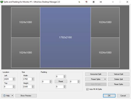 How To Split a 4K or Ultrawide Monitor Into Multiple Virtual